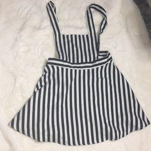 Forever 21 skirt overall